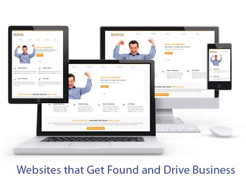Websites that get found and drive business